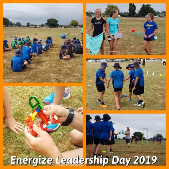 2019 Energize Leadership Day